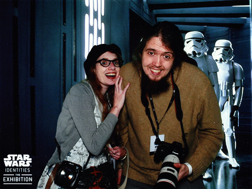 Star Wars Identities photobooth