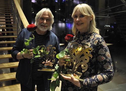 Ulf Granberg och Carin Kjellman