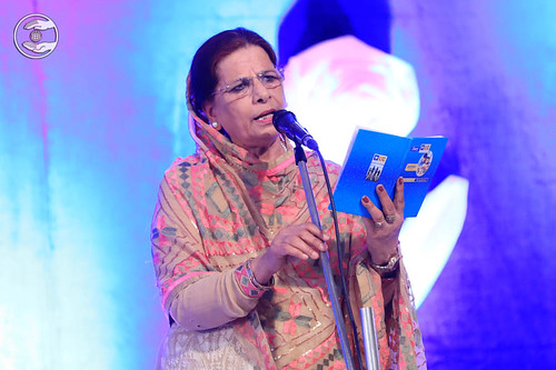 Devotional song by Geetkar Rani Khanna