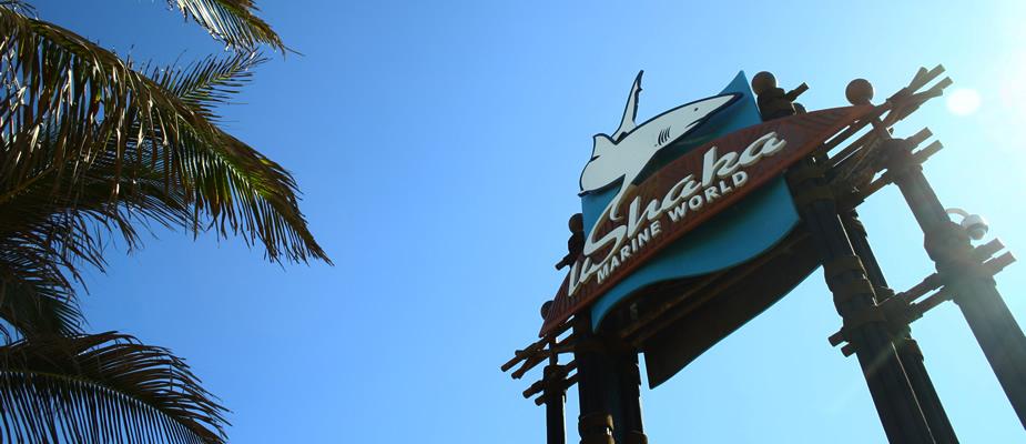 Wat te doen in Durban, Zuid-Afrika: uShaka Marine World | Mooistestedentrips.nl