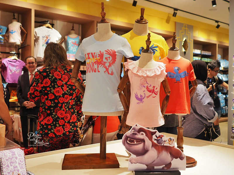 20th Century Fox World Store Malaysia rio
