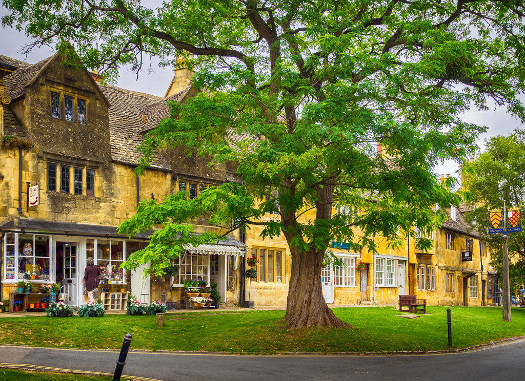 Chipping Campden in the Cotswolds. Credit Bob Radlinski, flickr