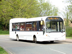 Diamond Coaches East Lancs Myllennium (MAN 14.220LF) YN04 FKJ
