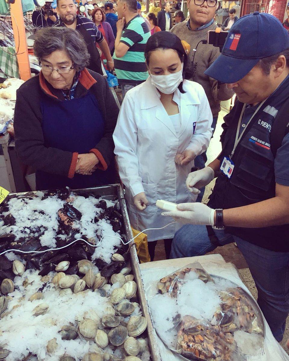 TALCA; Autoridades llaman a comprar pescados y mariscos en lugares establecidos en Semana Santa