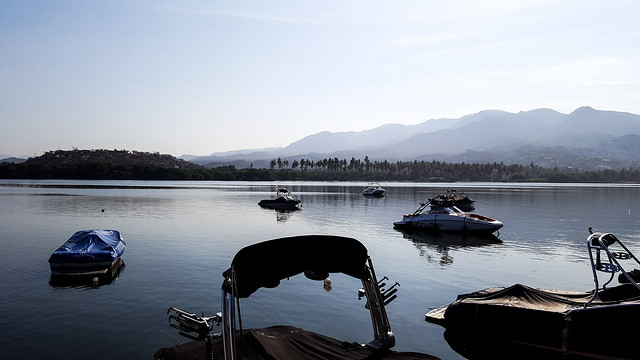 Coyuca de Benítez Lake. Guerrero, México