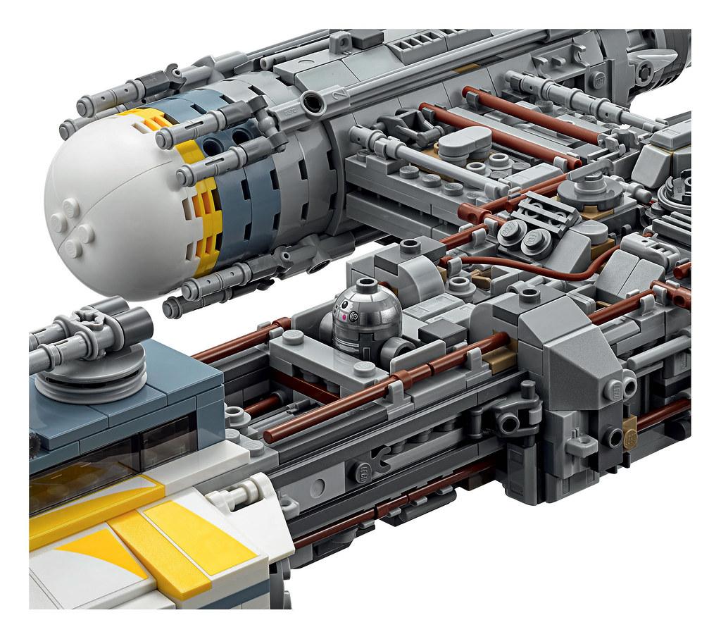 LEGO Star Wars 75181 - Y-Wing Starfighter UCS