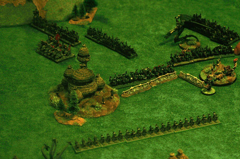 [1250 - Orcs & Gobs vs Elfes-Noirs] Attaque du village orc 27546809328_0284b45e02_c