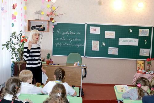 """Тиждень початкової школи """"Світ моїх захоплень"""" 20.04.18"""