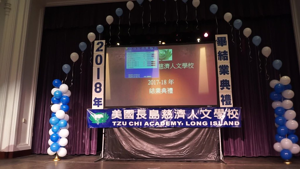 2018.06.10 ceremony for completion 2017-2018 term