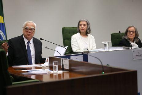 Sem imprensa livre, Justiça não funciona bem, diz presidente do STF, carmen lucia