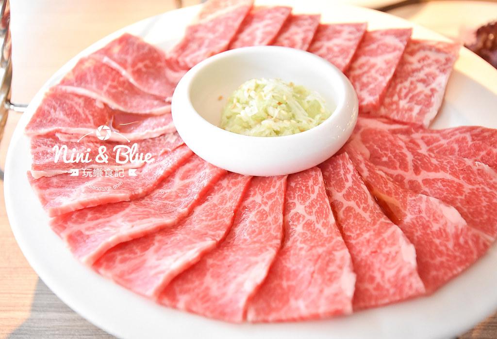 屋馬燒肉 台中公益路 燒肉Menu 11
