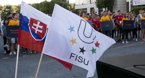 WUC_SportClimbing_FISU_&_Slovaka_host_flag
