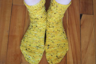 Eternal Spring Socks