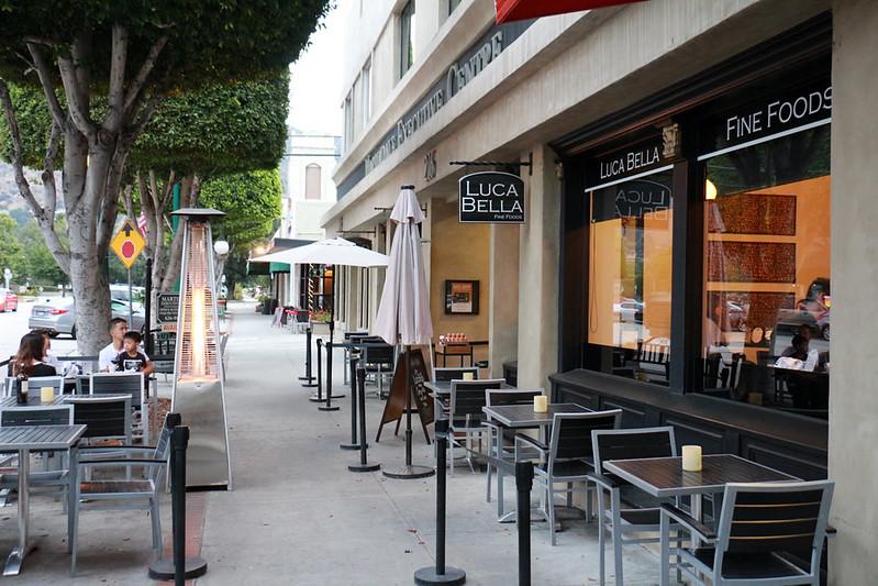 美國,洛杉磯,食記,義大利餐廳,LucaBella