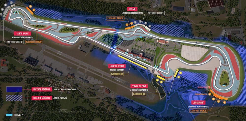 Le Castellet F1