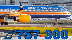 New ICELANDAIR Livery for 100 years Icelandic Independence