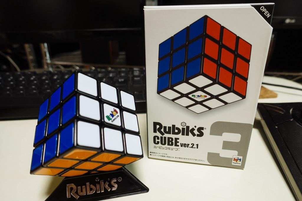 ルービックキューブ ver 2.1