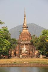 Thailand 2013 - 5.Tag, Sukothai, Phayao, Chiang Rai