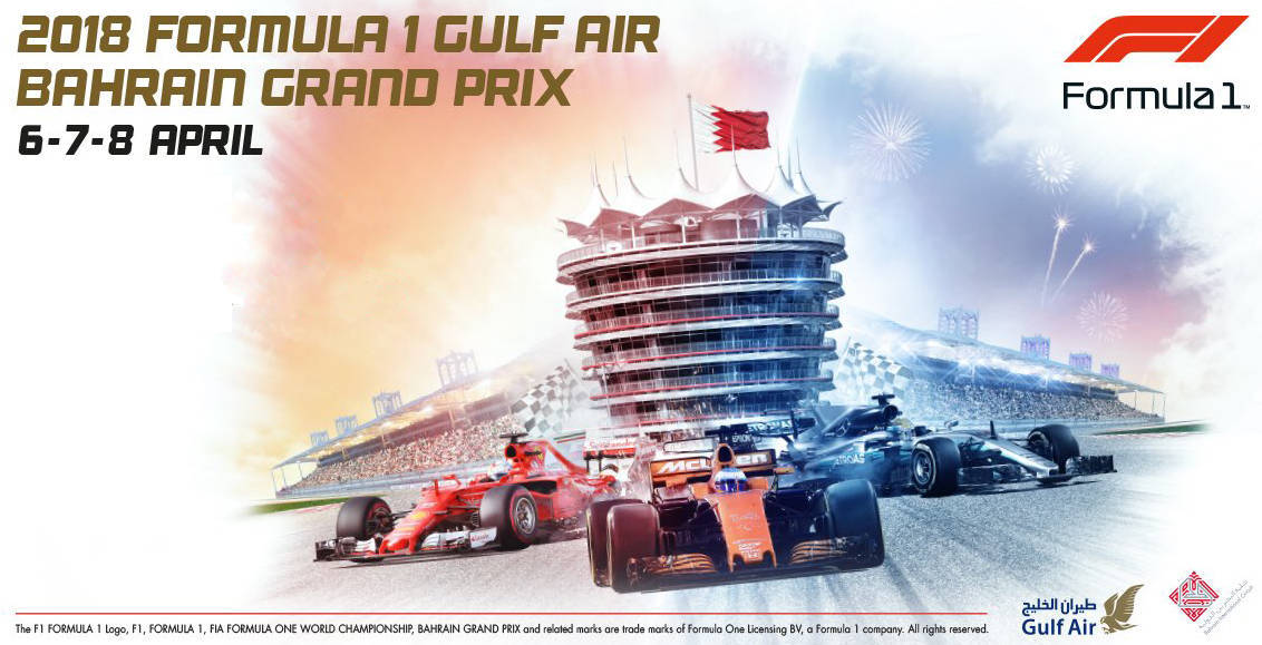 Resultado de imagen para Grand Prix de Bahrain 2018