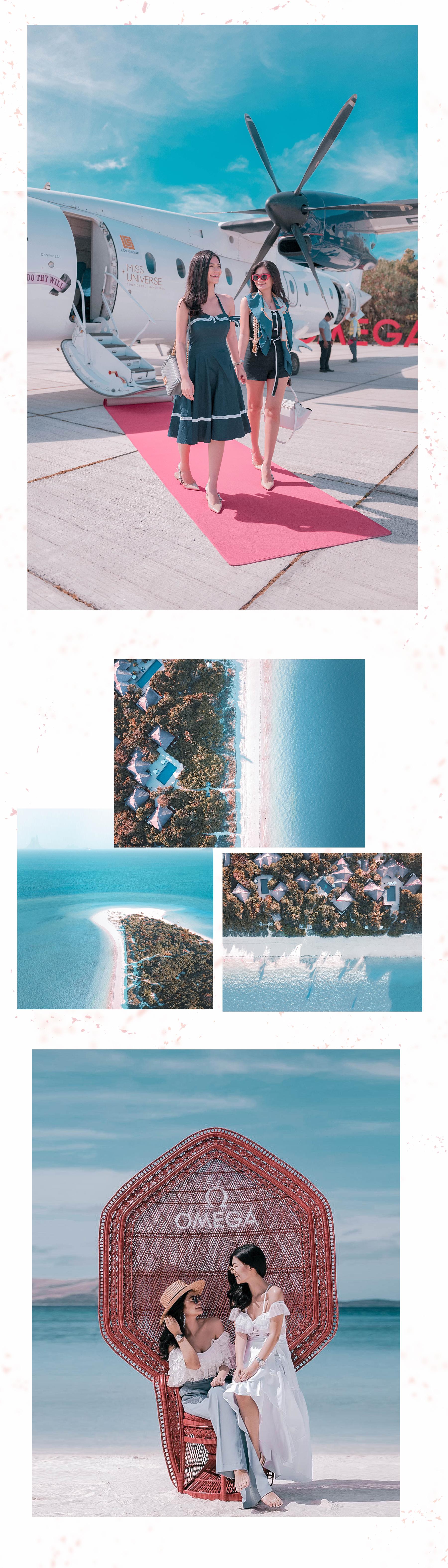 VV Amanpulo Beach 2