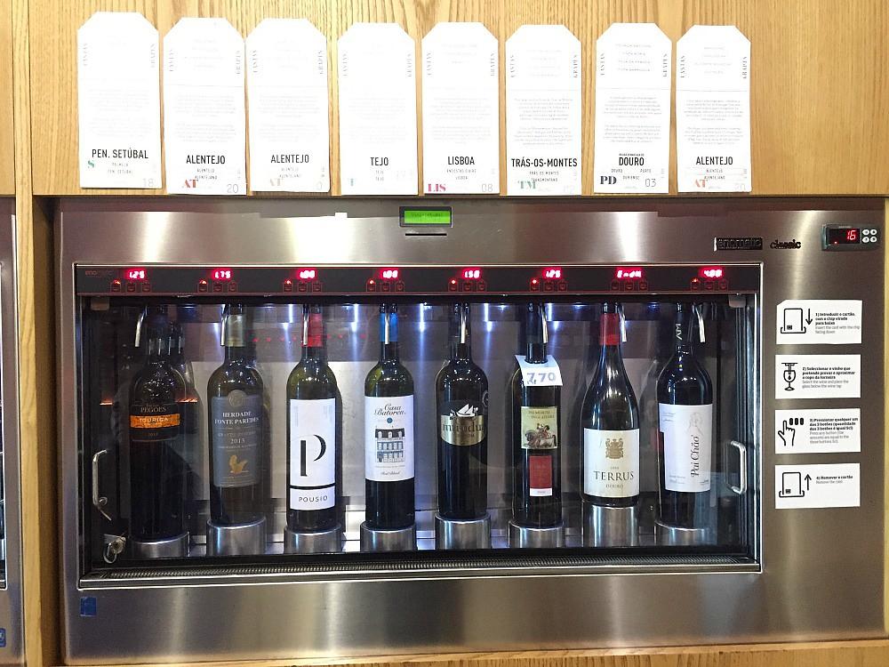 Wine Tasting Lisbon Portugal