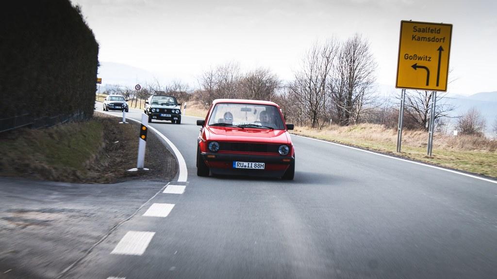 VW Golf Mk1 GTI