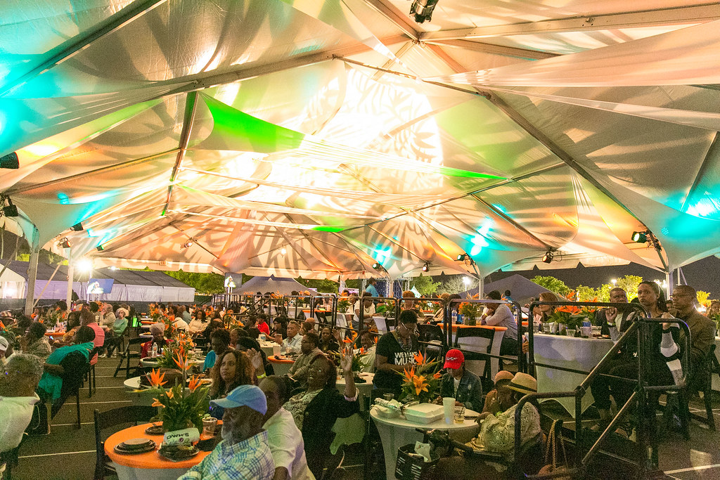 Jazz in the gardens 2018 jitg saturday highlights for City of miami gardens