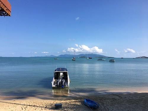 サムイ島発プライベートスピードボートチャーター