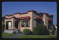 House of Luck Wigs, NE Fremont, Portland, Oregon (LOC)