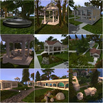 Landscaping Virtual World