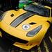 Piazza Italia participant No. 6 - Yellow Ferrari Berlinetta