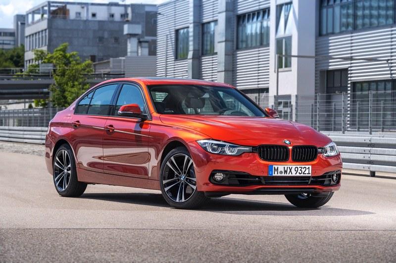 BMW 320d Edition Sport Shadow copy