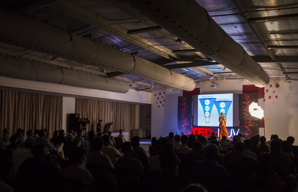 A special thanks to all our speakers and attendees for making TEDxNUV a huge success!