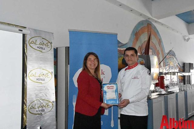 Alaiye Resort'te toplandılar - Mutfak Mirası Toplantı -2