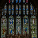 Rotherfield, St Denys church, East Window