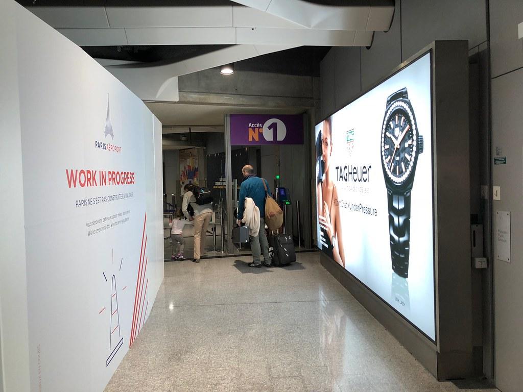 Qatar lounge at Paris CDG 67