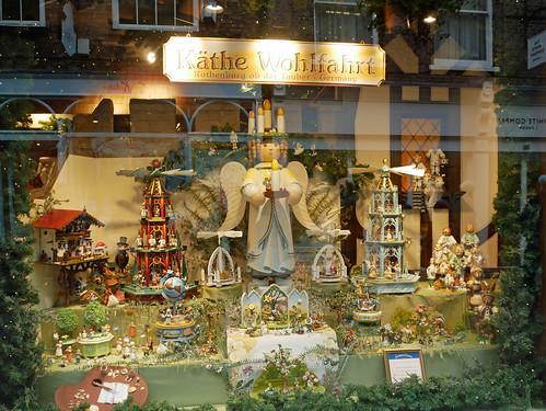 Käthe Wohlfahrt Christmas shop