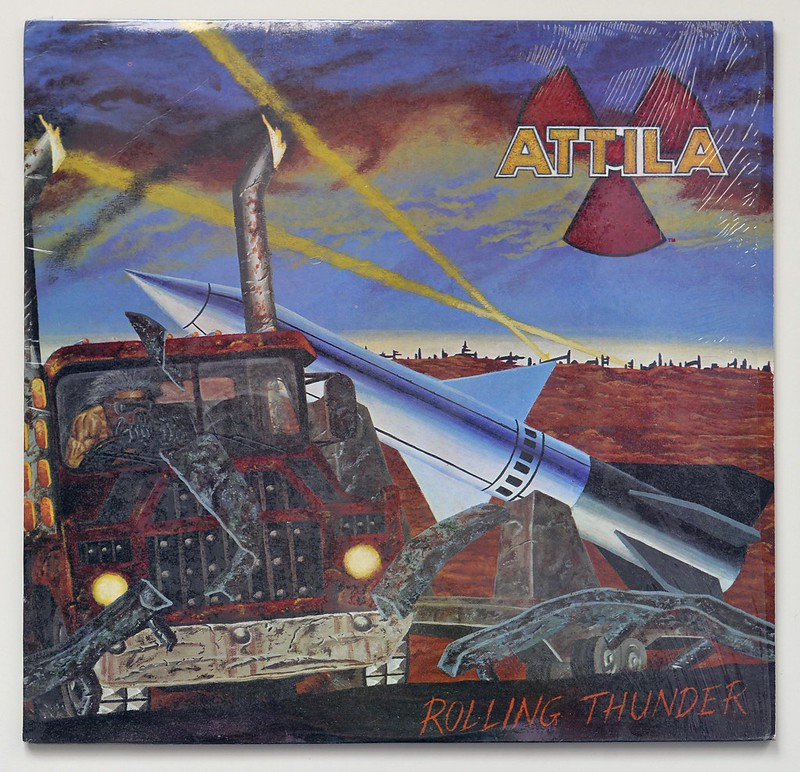 A0554 ATTILA Rolling Thunder
