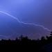 Thunderstorm over Poznań