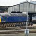 Eastleigh Works    47818 + 47810