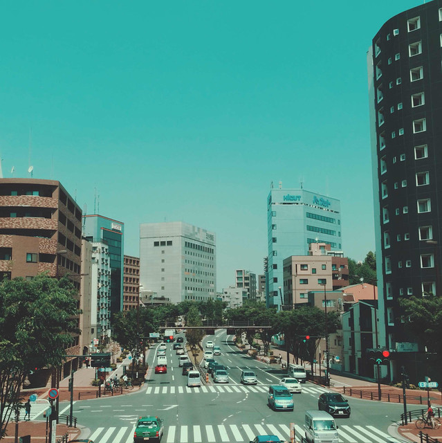 Miyashita intersection