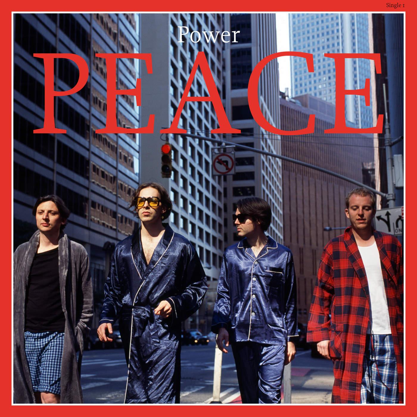 Peace - Power