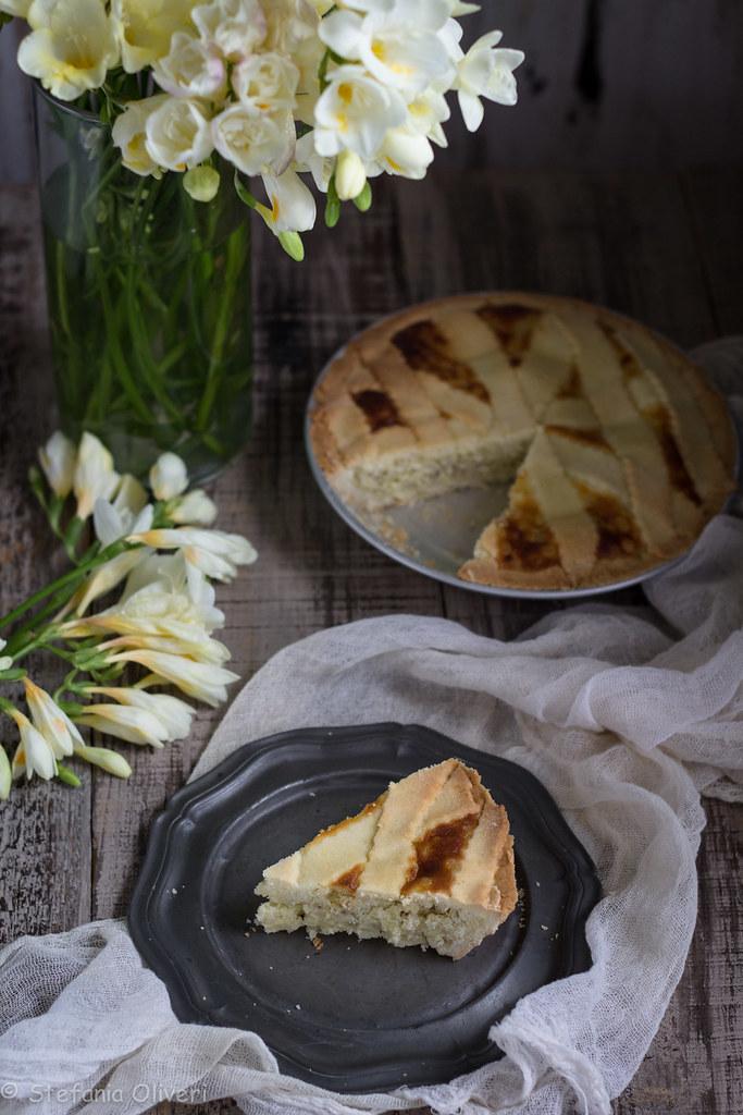 Pastiera napoletana senza glutine con sorgo-9475