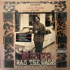 V.A.:MURDER WAS THE CASE(JACKET A)