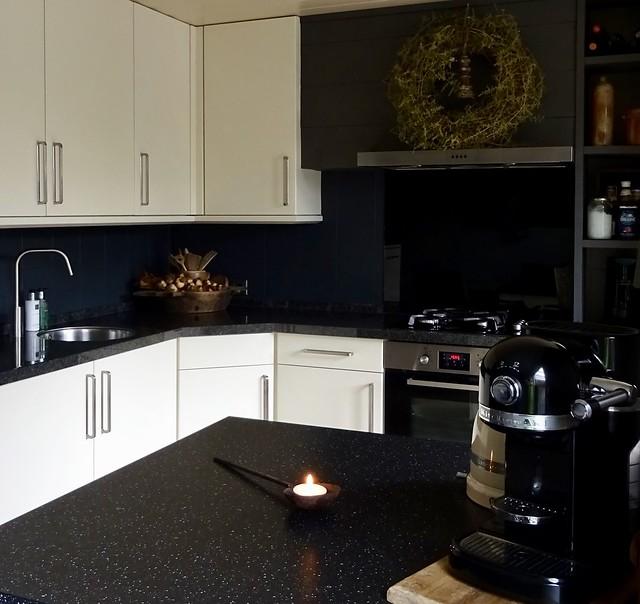 Lichte keuken landelijke stijl