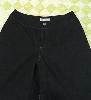 Jeans - front closeup