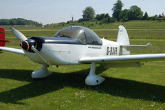 G-BXFE Mudry CAP-10B (135) Popham 080608