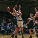 Lauren Walkley to hoop (photo submitted)
