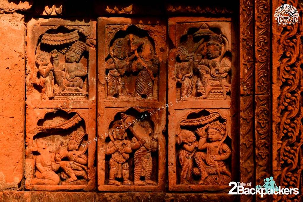 Terracotta Temples of Baranagar