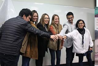 Como parte del programa La Compañía 2.0 de Junior Achievement Perú, se realizó el pasado martes 12 de junio el Tech Day